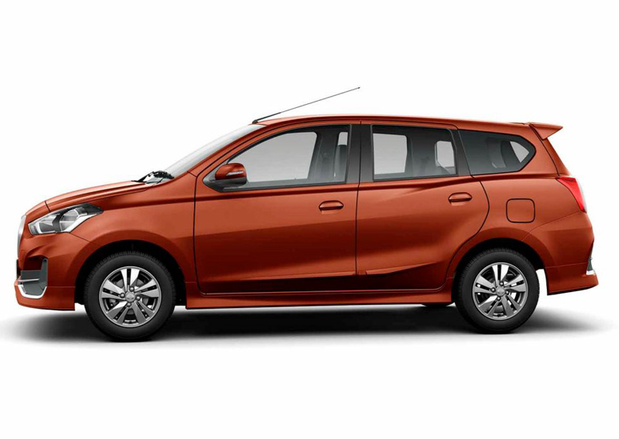 mobil irit bbm Datsun Go+ Panca